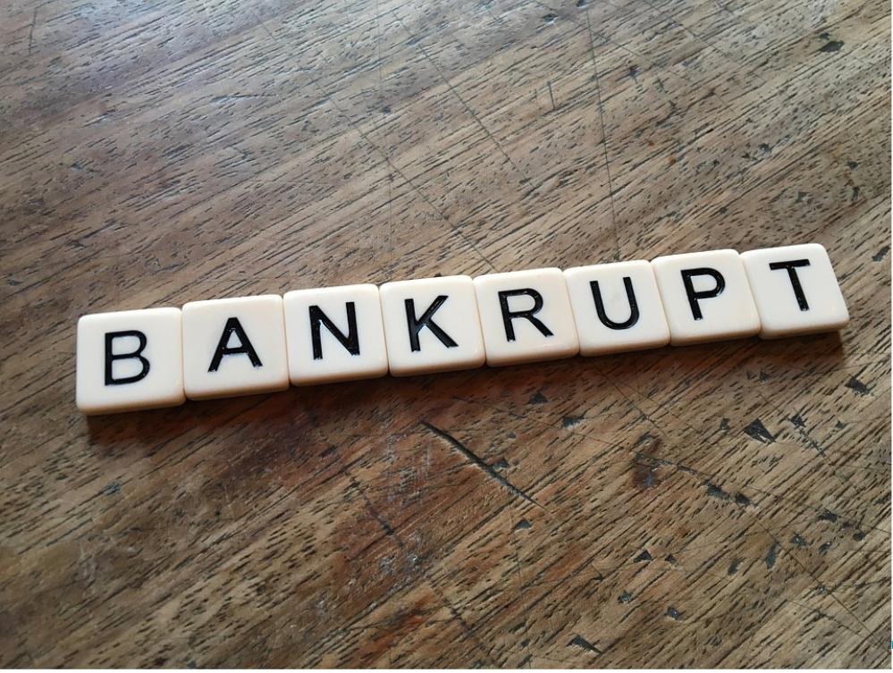 Bankruptcies Banner