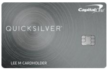 Capital One Quicksilver Cash Rewards Rated One Of The Best Cash Rewards Credit Card For 2019