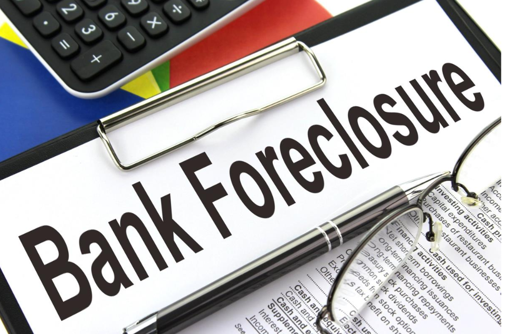 Bank Foreclosure Image