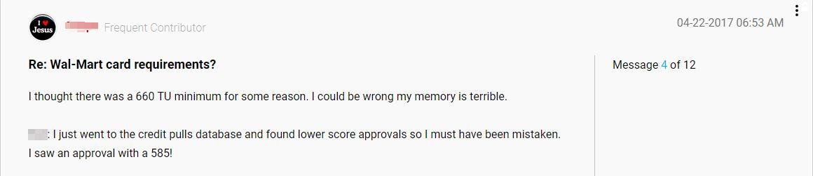 A snapshot of a forum.